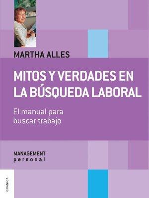 cover image of Mitos y verdades en la búsqueda laboral
