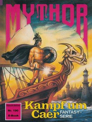 cover image of Mythor 190