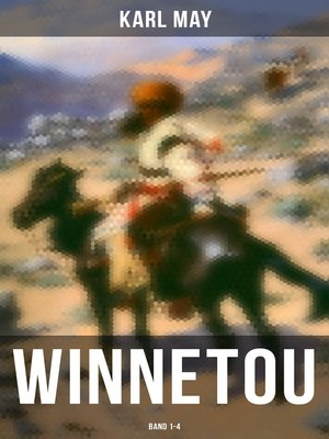 cover image of WINNETOU (Band 1-4)