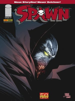 cover image of Spawn, Band 97