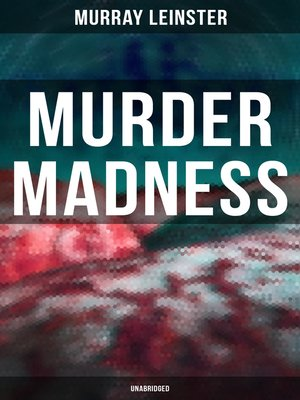 cover image of MURDER MADNESS (Unabridged)