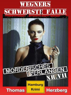 cover image of Mörderisches Verlangen