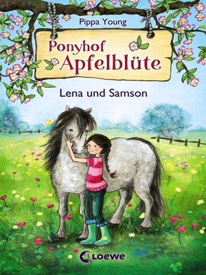 cover image of Ponyhof Apfelblüte 1--Lena und Samson