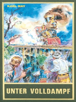 cover image of Unter Volldampf