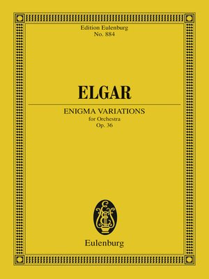cover image of Enigma Variations