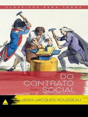 cover image of Do Contrato Social