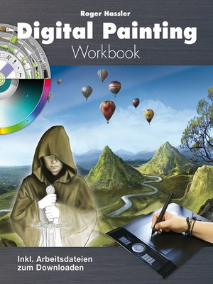 cover image of Digital Painting Workbook