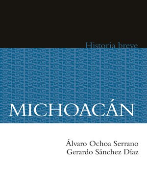 cover image of Michoacán