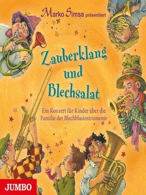 cover image of Zauberklang und Blechsalat