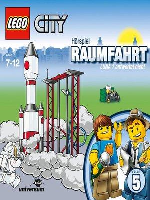 cover image of Folge 5--Raumfahrt--LUNA 1 antwortet nicht