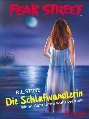 cover image of Fear Street 37--Die Schlafwandlerin