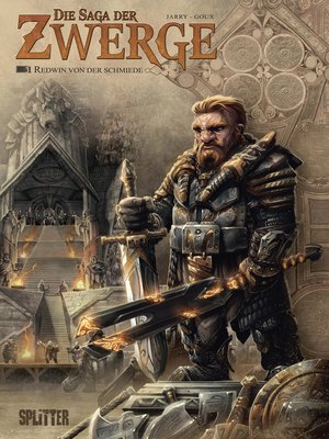 cover image of Die Saga der Zwerge. Band 1