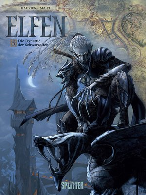 cover image of Elfen. Band 5