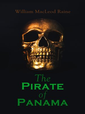 cover image of The Pirate of Panama