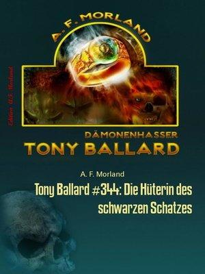 cover image of Tony Ballard #344