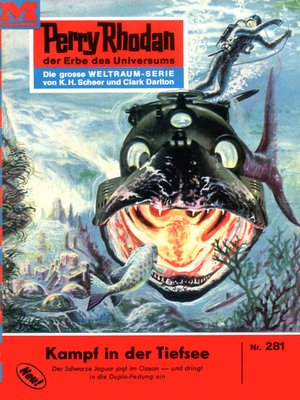 cover image of Perry Rhodan 281