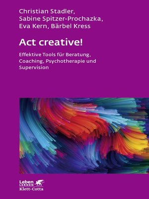 cover image of Act creative!