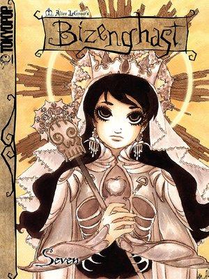 cover image of Bizenghast manga volume 7