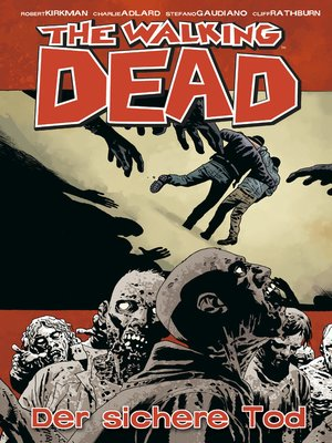 cover image of The Walking Dead 28
