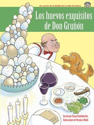 cover image of Los huevos exquisitos de Don Gruñón