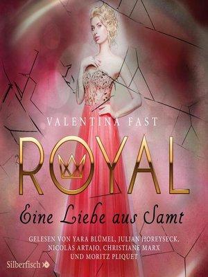 cover image of Eine Liebe aus Samt