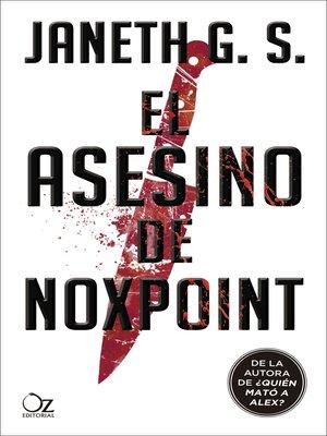 cover image of El asesino de Noxpoint