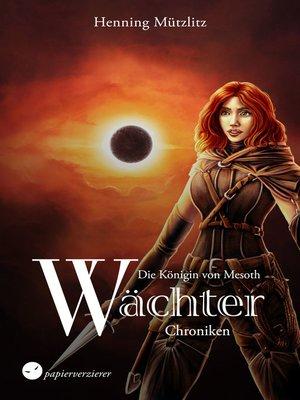cover image of Die Königin von Mesoth