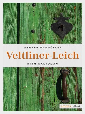 cover image of Veltliner-Leich