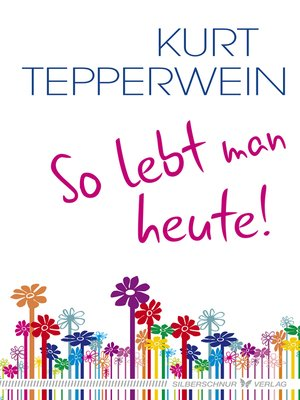 cover image of So lebt man heute