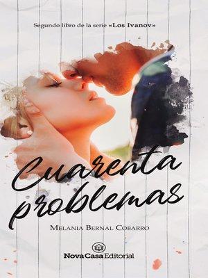 cover image of Cuarenta problemas