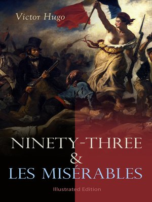 cover image of Ninety-Three & Les Misérables
