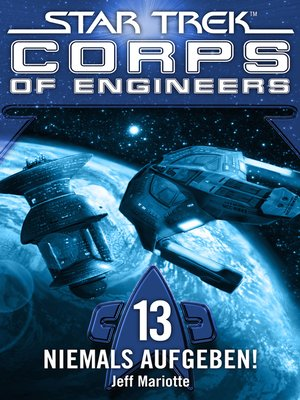 cover image of Star Trek--Corps of Engineers 13