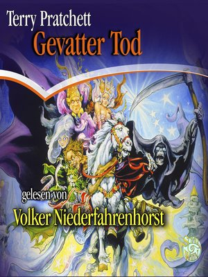 cover image of Gevatter Tod