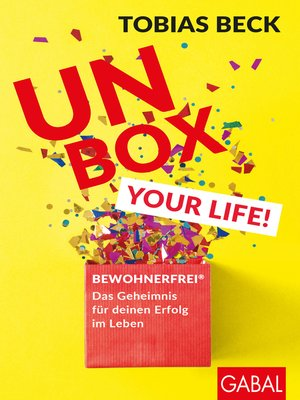 cover image of Unbox your Life!