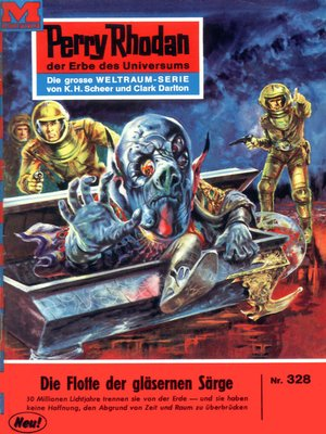 cover image of Perry Rhodan 328