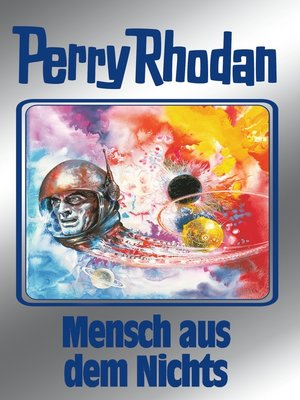 cover image of Perry Rhodan 95
