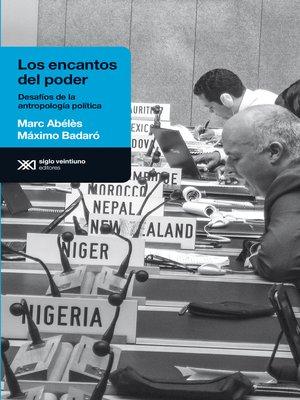 cover image of Los encantos del poder