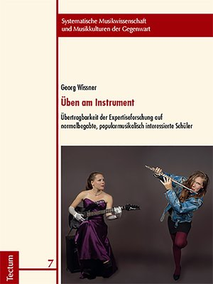 cover image of Üben am Instrument