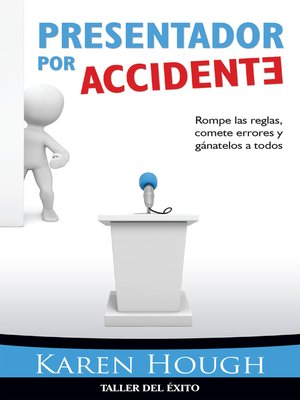 cover image of Presentador por accidente