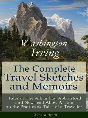 cover image of The Complete Travel Sketches and Memoirs of Washington Irving