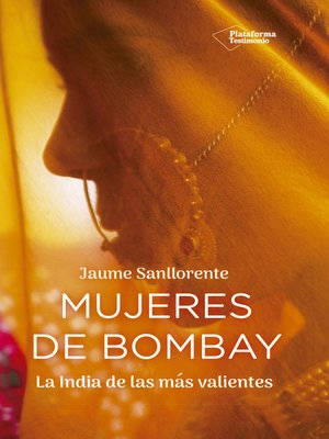 cover image of Mujeres de Bombay