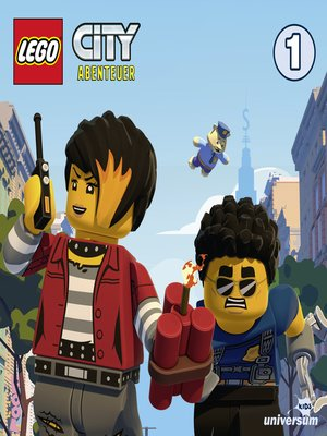 cover image of LEGO City TV-Serie Folgen 1-5