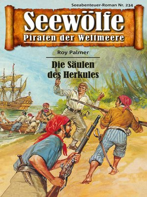 cover image of Seewölfe--Piraten der Weltmeere 234