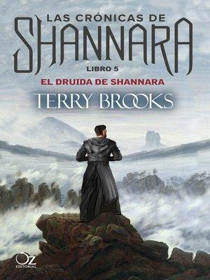cover image of El druida de Shannara