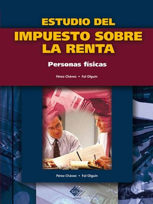 cover image of Estudio del impuesto sobre la renta. Personas físicas 2017