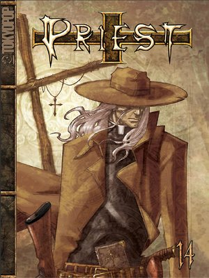 cover image of Priest manga volume 14