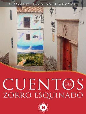cover image of Cuentos del zorro esquinado