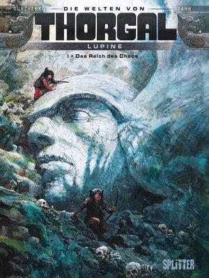 cover image of Die Welten von Thorgal--Lupine. Band 3
