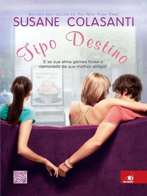 cover image of Tipo destino