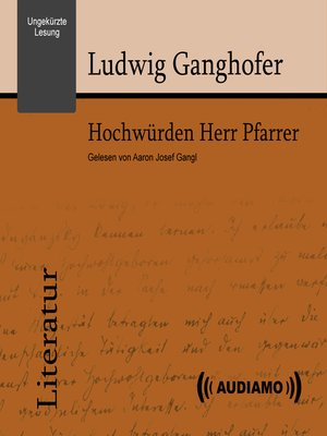 cover image of Hochwürden, Herr Pfarrer